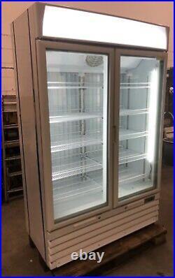 1.2m Capital Double Door Display Freezer Frozen Catering Shop Commercial Chiller