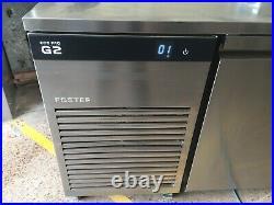 2019 Foster Ep1/2h Commercial Fridge Chiller Bench Catering Double Door
