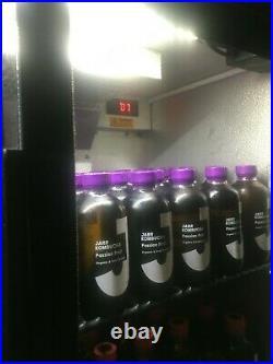 Autonumis commercial double sliding door 3Ft back bar bottle fridge
