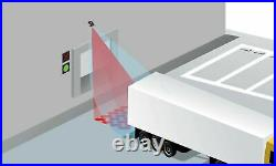 BEA 10IS40 Dual technology motion & presence sensor for Industrial doors