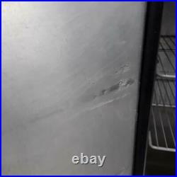 Commercial Bench Fridge 2 Door Double Prep Chiller Foster EP1/2H