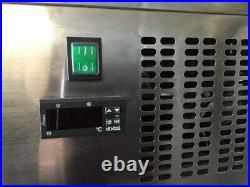 Commercial Double Door Display Fridge