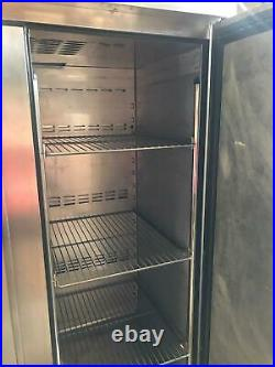 Commercial Double Door Foster EcoPro G2 Fridge Meat/Chill (-2°/+2°C)