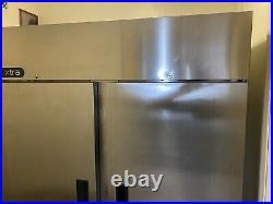 Commercial Freezer Foster 1300 L Double Door Freezer