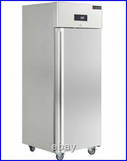 Commercial Stainless steel Upright Fridge in Single and Double Door (1350+VAT)