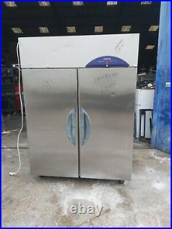 Commercial Williams upright double door freezer stainless steel freezer -18/-21