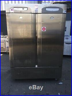 Commercial fridge Double Door Fridge For Shop Cafe Restaurant Bakery Takeaway