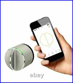 Danalock V3-Z Security Smart door lock Safety with Z-WAVE and Bluetooth control