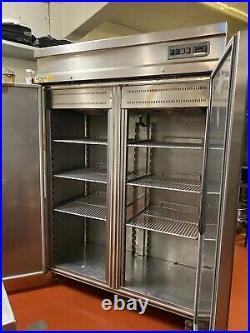 Double Door commercial Freezer
