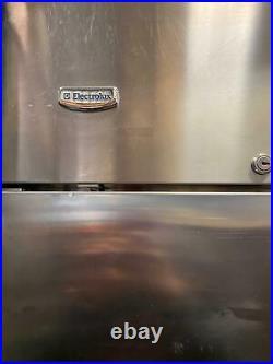 Electrolux Commercial Double Door Fridge- Top Motor Refurbished