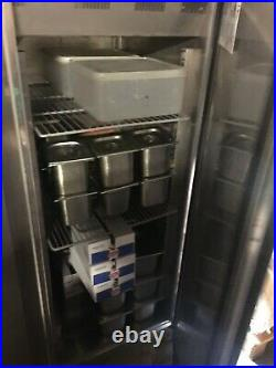 Electrolux Commercial Refrigerator Stainless Steel Large Double Door