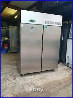 Foster Double Door Freezer, 1400 L COMMERCIAL UPRIGHT FREEZER