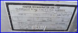 Foster Double Door Fridge Stainless Steel CSH 1131T Catering Commercial