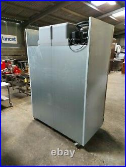 Foster ECOPRO G2 Double Door Commercial Cabinet Freezer Immaculate Condition