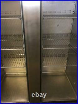 Foster EcoPro G2 2 Door 1350Ltr Double door COmmercial Cabinet Fridge