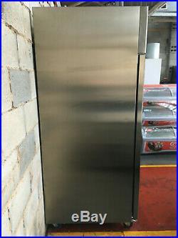 Foster Tall Double Door Stainless Steel Large Commercial Bakery Chiller / Fridge