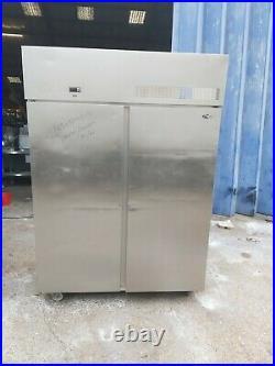 Foster upright double door fridge commercial 2 door restaurant chiller +1/+4
