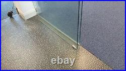 Geze-automatic-slimline-sliding-door-system-patio-office-commercial-all Glass
