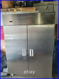 Hoshizaki Snowflake Commercial Upright Large Double Door Freezer -2 Compressors