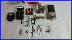 Kwikset Halo Touch Traditional Arched Wi-Fi Fingerprint Smart Lock 99590-001 New