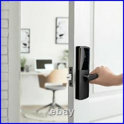 Laser Smart Door Lock Keyless Bluetooth Touchscreen Fire Rated Digital Wireless