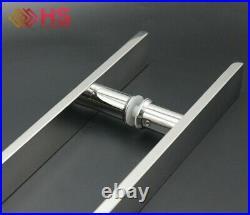 Long Pull Bar Handle Flat Composite Door 1500mm
