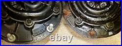 NOS GM 49-54 Chevy Car 47-53 Truck 53-55 Corvette Hi Low Delco 631 632 Horn PAIR
