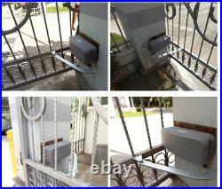 NSEE PK400AC-3 800KG/1800LBS Opener Dual Articulated Swing Gate Door Operator