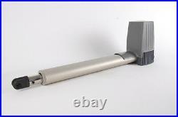 NSEE PK-C55 300KG/700LB Residential Dual Operator Double Swing Gate Door Opener