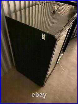 POLAR Under counter FRIDGE G003 DOUBLE DOOR WITH SHELFS COMMERCIAL WORKING USED