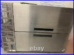 Polar Double Door Freezer Stainless Steel 1200L Restaurant Commercial Catering
