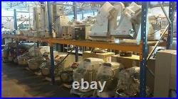 Polar GD879 Commercial Stainless Steel Upright Double Door Slimline Fridge 960L