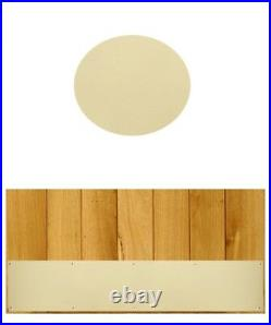 Polished Brass Kick Plate Door Plate Imperial Sizes Solid Brass With Screws