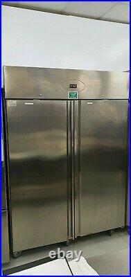 Sadia Delfield RS11400-F 1400mm Wide Standing Double Door Commercial Fridge