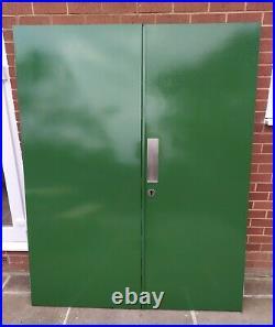 Steel Fire Double Door High Security Commercial W-1670mm, H-2010mm