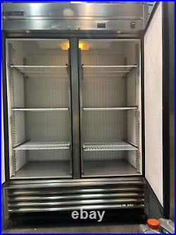 True Freezer Double Door Commercial Upright, From Kamrul