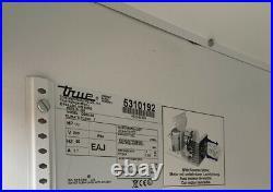 True GDM 992 Litres- Double Glass Door Commercial Display Fridge / Drinks Fridge