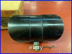 Vintage Hooded Double Sided Directional Turn Signal Arrow Light Assembly Nos