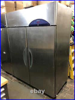 William Double Door Commercial Freezer