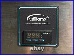 Williams 1295 Ltr Double Door Upright Commercial Freezer Jade LJ2-SA