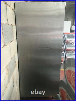 Williams Double / 2 Door Stainless Steel Commercial Chiller / Fridge