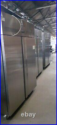 Williams Double Door Stainless Steel Commercial Upright Fridge Chiller Warranty