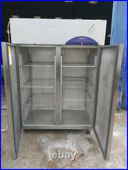 Williams double door freezer commercial for restaurant & catering 1350L -18/-21